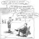 Business Illustration, Cartoon, Christian Ridder, Handbuch Prozessberatung, Führungswechsel